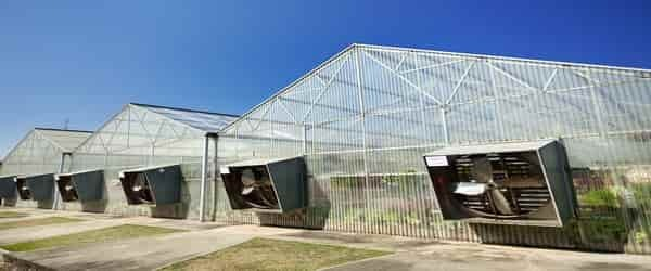 greenhouse ventilation and heating