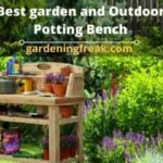 Best garden and outdoor potting bench
