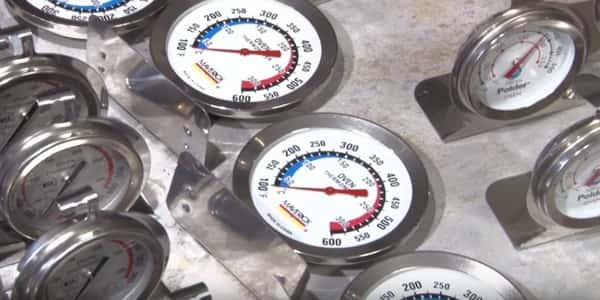 Availability of Different models of thermometer