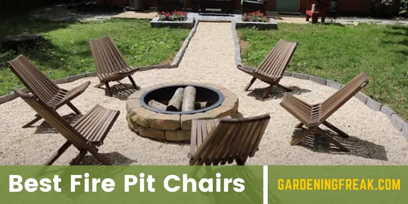 Best Fire Pit Chairs
