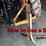 How to Use a Subsoiler